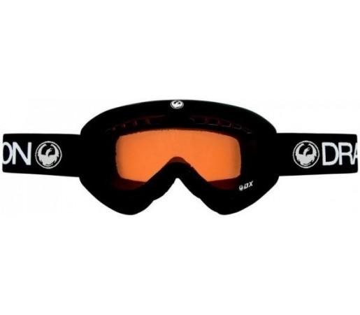 Ochelari Schi si Snowboard Dragon DX Negri / Amber