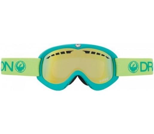 Ochelari Schi si Snowboard Dragon DXS Grass / Smoke Gold