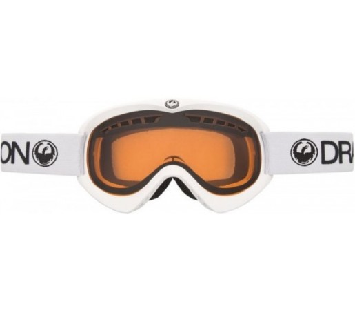 Ochelari Schi si Snowboard Dragon DXs Albi / Amber