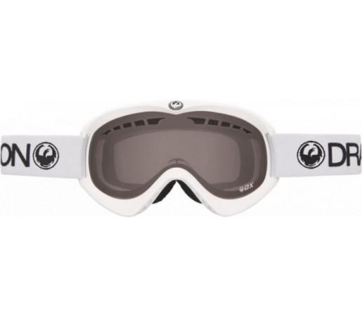 Ochelari Schi si Snowboard Dragon DXs Albi / Smoke