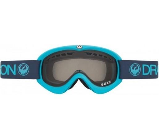 Ochelari Schi si Snowboard Dragon DXs Albastri / Smoke