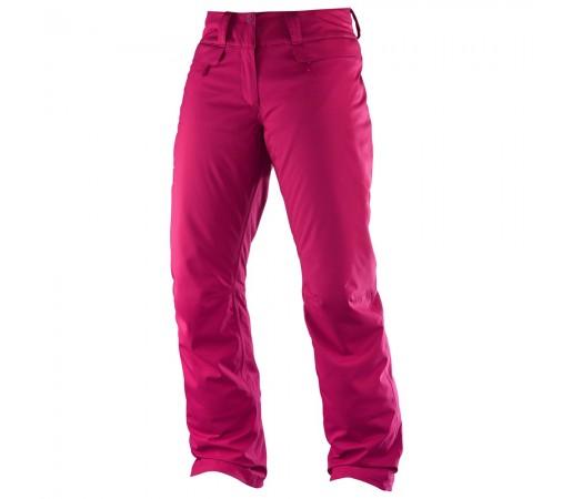 Pantaloni schi Salomon Enduro Pant W Roz Inchis