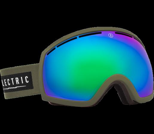 Ochelari Ski ELECTRIC EG2 Irie Bronze/Green Chrome