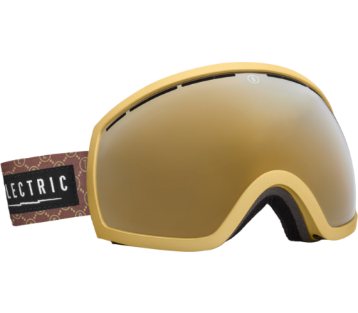 Ochelari Ski ELECTRIC EG2 Hustle Bronze/Bronze Chrome