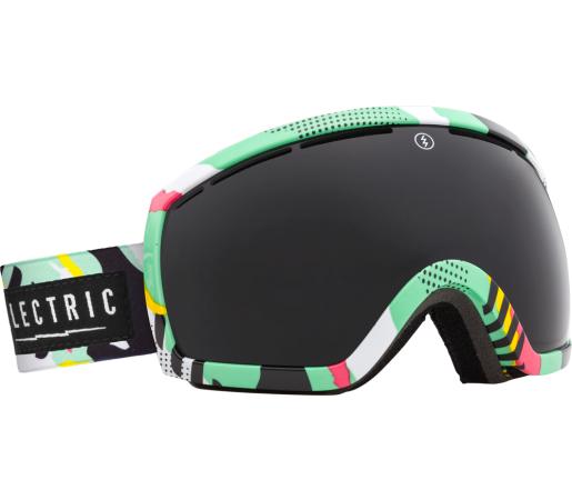 Ochelari Ski ELECTRIC EG2.5 New Wave Jet Black