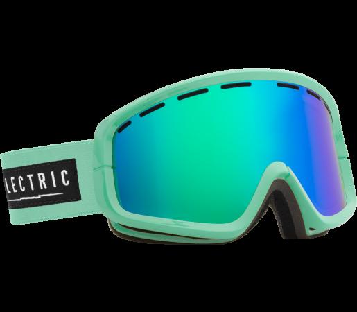 Ochelari Ski ELECTRIC EGB2 C Foam Bronze/Green Chrome