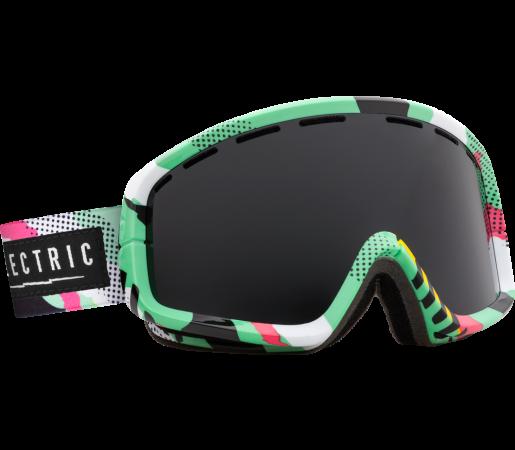 Ochelari Ski ELECTRIC EGB2 New Wave Jet Black