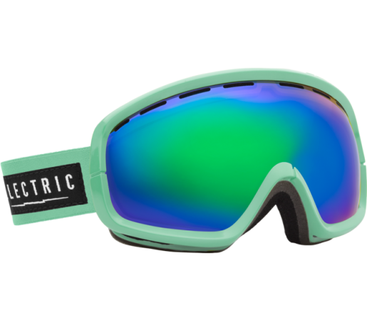 Ochelari Ski ELECTRIC EGB2s C Foam Bronze/Green Chrome