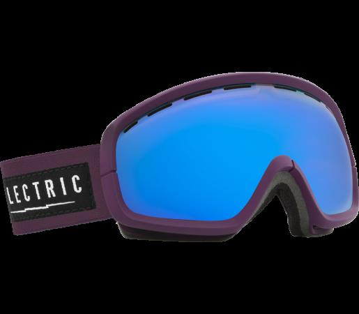 Ochelari Ski ELECTRIC EGB2s Haze Bronze/Blue Chrome