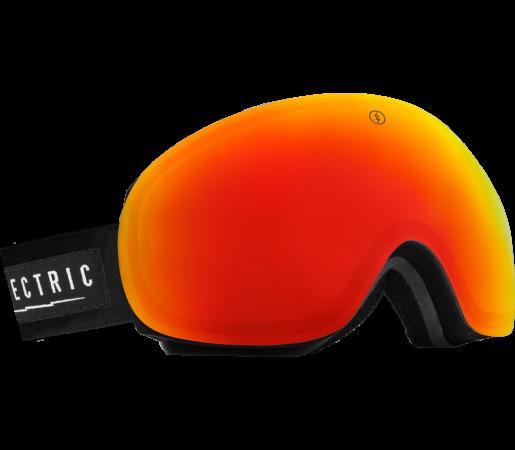 Ochelari Ski ELECTRIC EG3 Black Bronze/Red Chrome