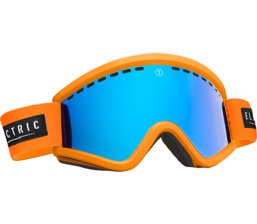 Ochelari Ski ELECTRIC EGV Biohazard Bronze/Blue Chrome