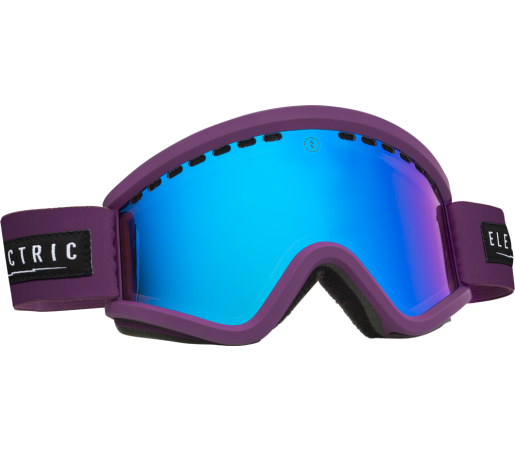 Ochelari Ski ELECTRIC EGV Haze Bronze/Blue Chrome