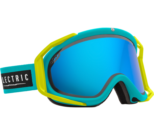 Ochelari Ski ELECTRIC Rig Beach Bronze/Blue Chrome