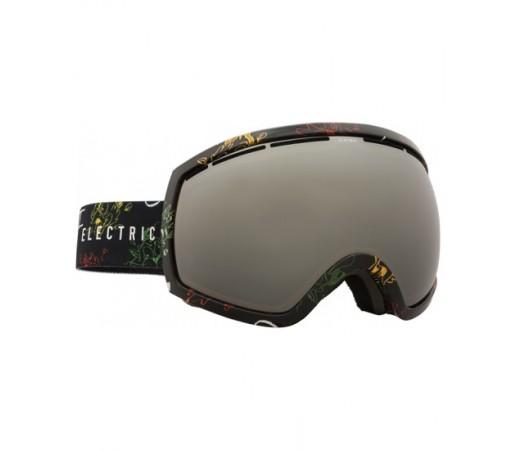 Ochelari Schi si Snowboard Electric EG2 Rasta Bronze/Silver Chrome + Light green