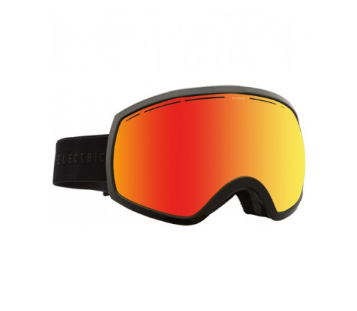 Ochelari Schi si Snowboard Electric EG2 Black Bronze/ Red Chrome + Light green