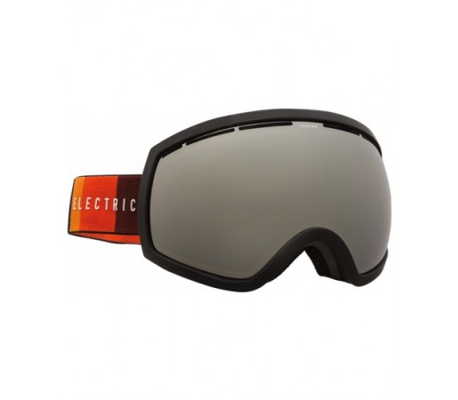 Ochelari Schi si Snowboard Electric EG2 Orange Blast Black Bronze / Silver Chrome + Light green