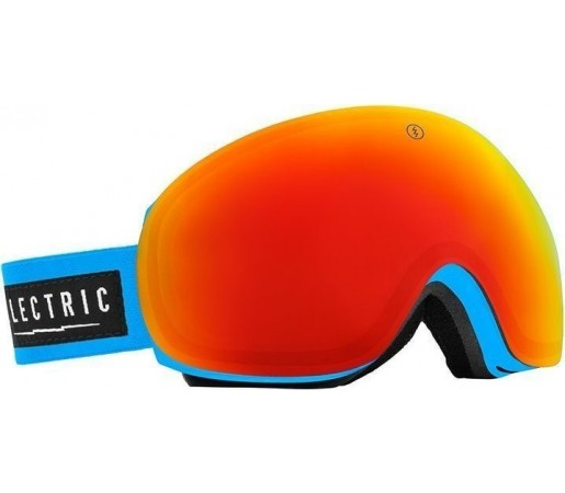 Ochelari Ski ELECTRIC EG3 Code Blue Bronze/Red Chrome