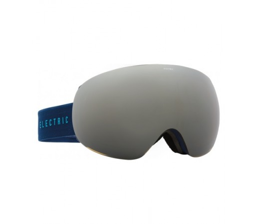 Ochelari Schi si Snowboard Electric EG3 Navy / Cyan Bronze + Light green