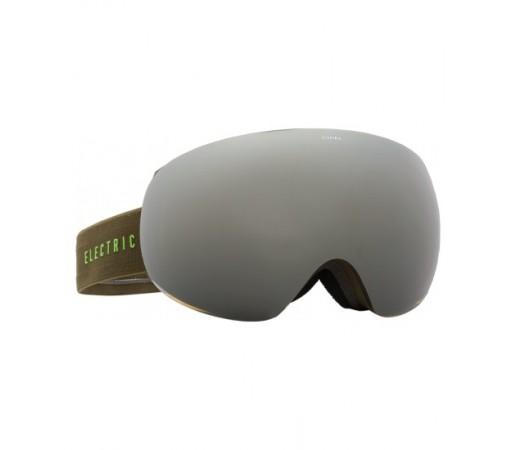 Ochelari Schi si Snowboard Electric EG3 Olive / Slime Bronze + Light green