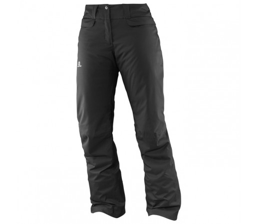 Pantaloni schi Salomon Enduro Pant W Negri