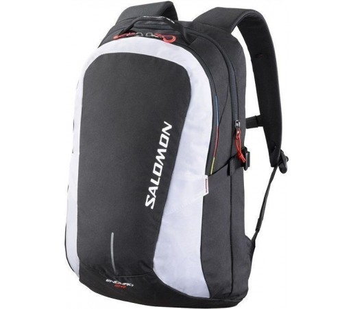 Rucsac Salomon Enduro 24 Black/White/Corona Yellow 2013