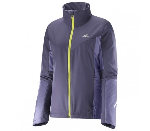 Geaca schi fond Salomon Escape Jacket W Gri