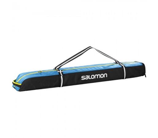 Husa schi Salomon Extend 1Pair 130 + 25 Skibag Albastra/ Neagra