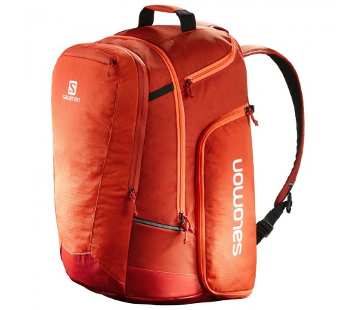 Rucsac schi Salomon Extend Go-To-Snow Gearbag Portocaliu
