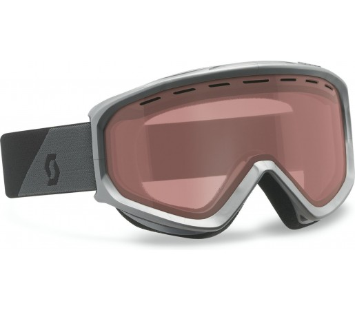 Ochelari schi si snowboard Scott Fact STD Gri/Light Amp