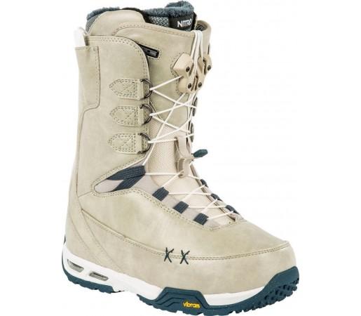 Boots Snowboard Nitro Faint TLS Bej 2015