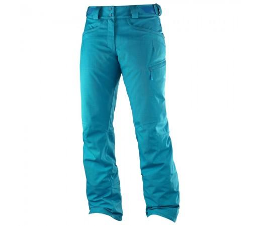 Pantaloni schi Fantasy Pant W Albastri