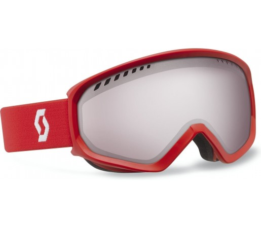 Ochelari Scott Faze Red/Silver Chrome