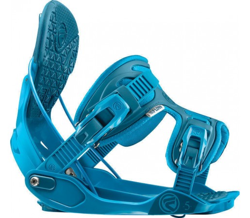 Legaturi Snowboard Flow Five Blue