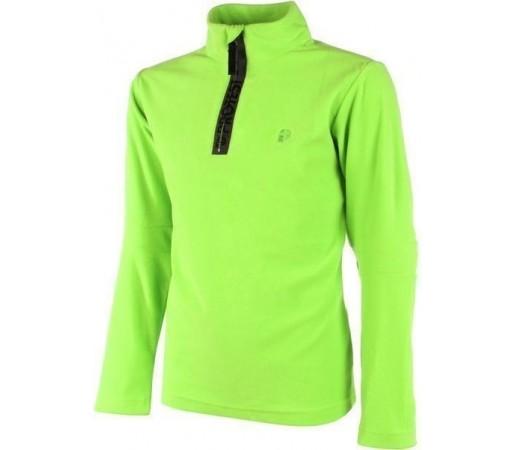 Fleece PROTEST PERFECT 13 JR 1/4 zip top Green