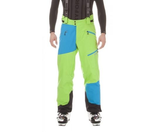 Pantaloni Schi Nordblanc FUSE Verzi