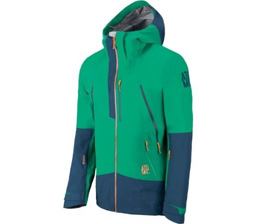 Geaca schi si snowboard Atomic Ridgeline 3L Verde