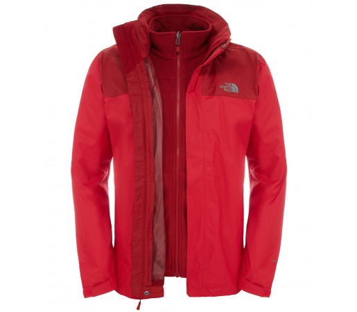 Geaca The North Face M Evolve Ii Triclimate Rosie