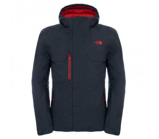 Geaca Schi si Snowboard The North Face M Hickory Pass Gri