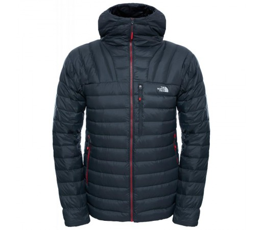 Geaca The North Face M Morph Down Hoodie Gri