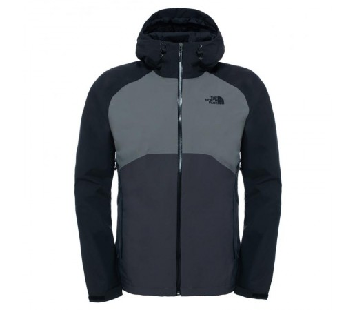 Geaca The North Face M Stratos Neagra/Gri