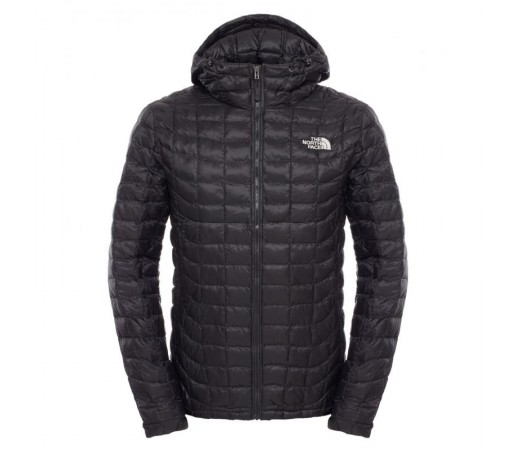 Geaca The North Face M Thermoball Hoodie Neagra