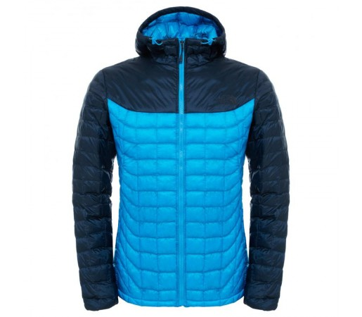 Geaca The North Face M Thermoball Hoodie Albastrav