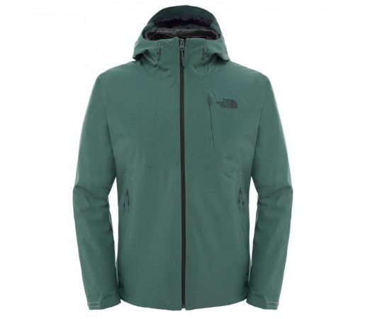 Geaca Schi si Snowboard The North Face M Thermoball Triclimate Verde