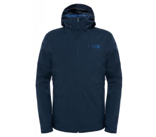 Geaca Schi si Snowboard The North Face M Thermoball Triclimate Albastra