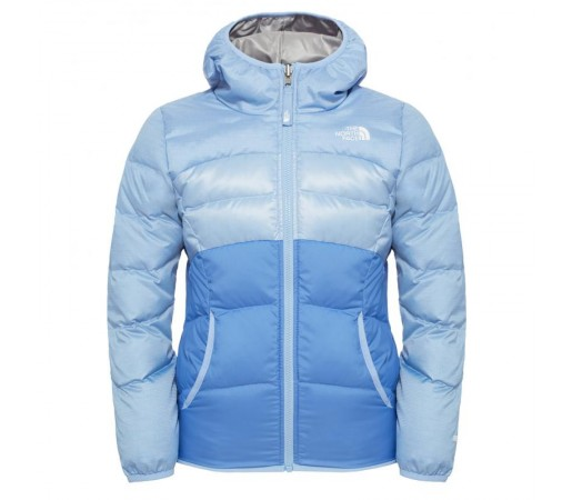 Geaca The North Face B Reversible Moondoggy Albastra