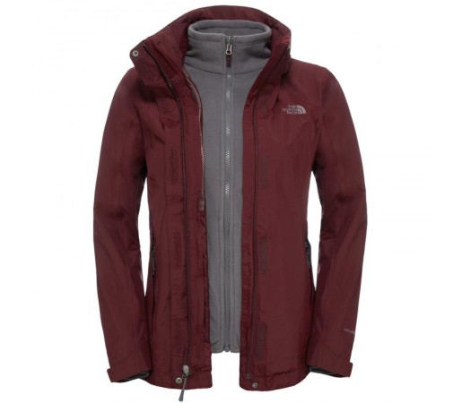 Geaca The North Face W Evolution Ii Triclimate Rosie