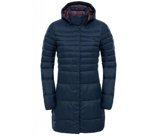 Geaca The North Face W Kings Canyon Parka Albastra
