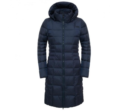 Geaca The North Face W Metropolis Parka II Albastra