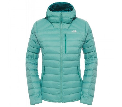 Geaca The North Face W Morph Down Hooded Verde