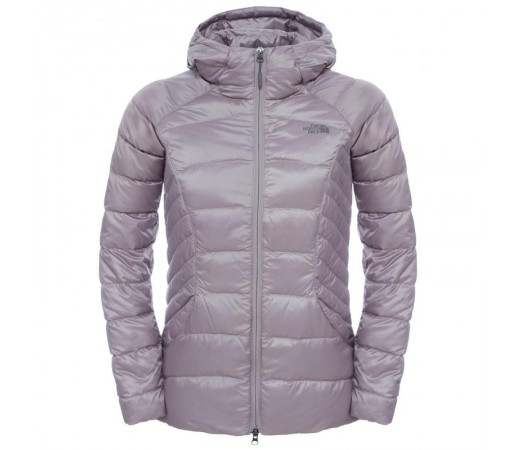 Geaca The North Face W Tonnerro Parka Gri